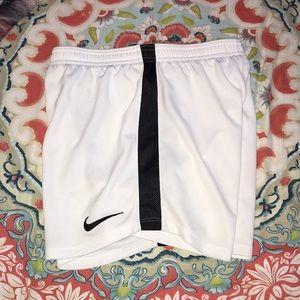 Nike Shorts - White Nike shorts